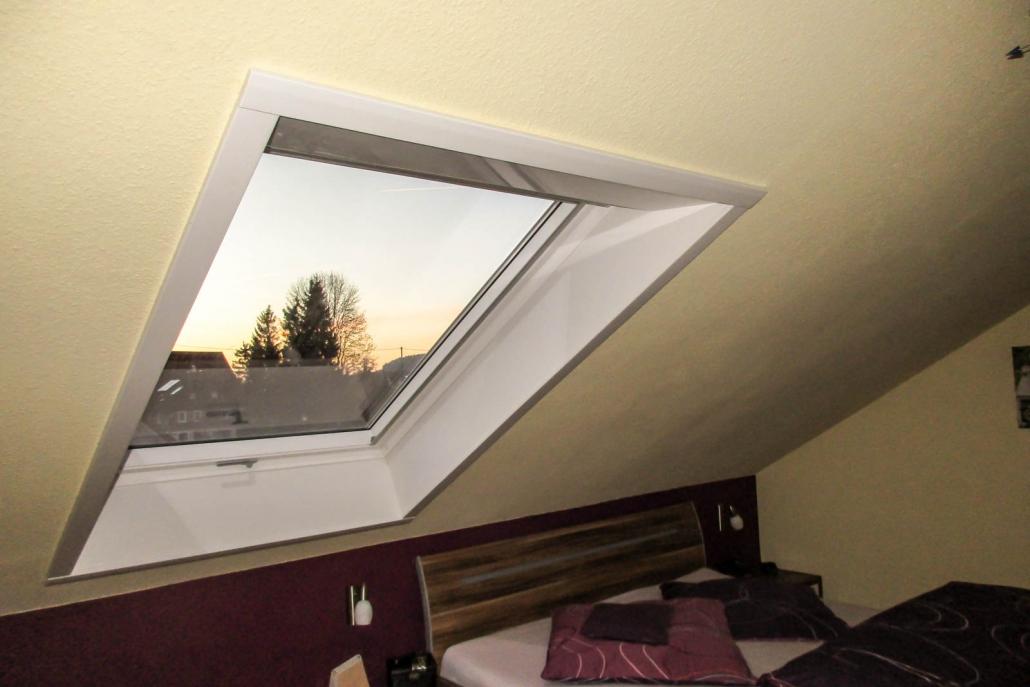 Dachfenster-Sanierung in Bösingen