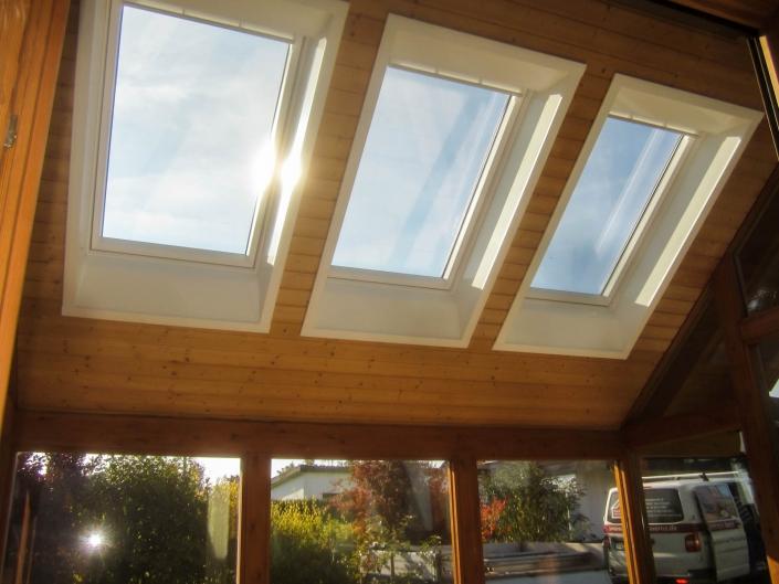 Dachfenster-Sanierung in Hausen