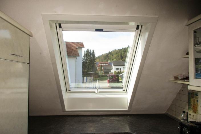 Dachfenstersanierung in Neufra