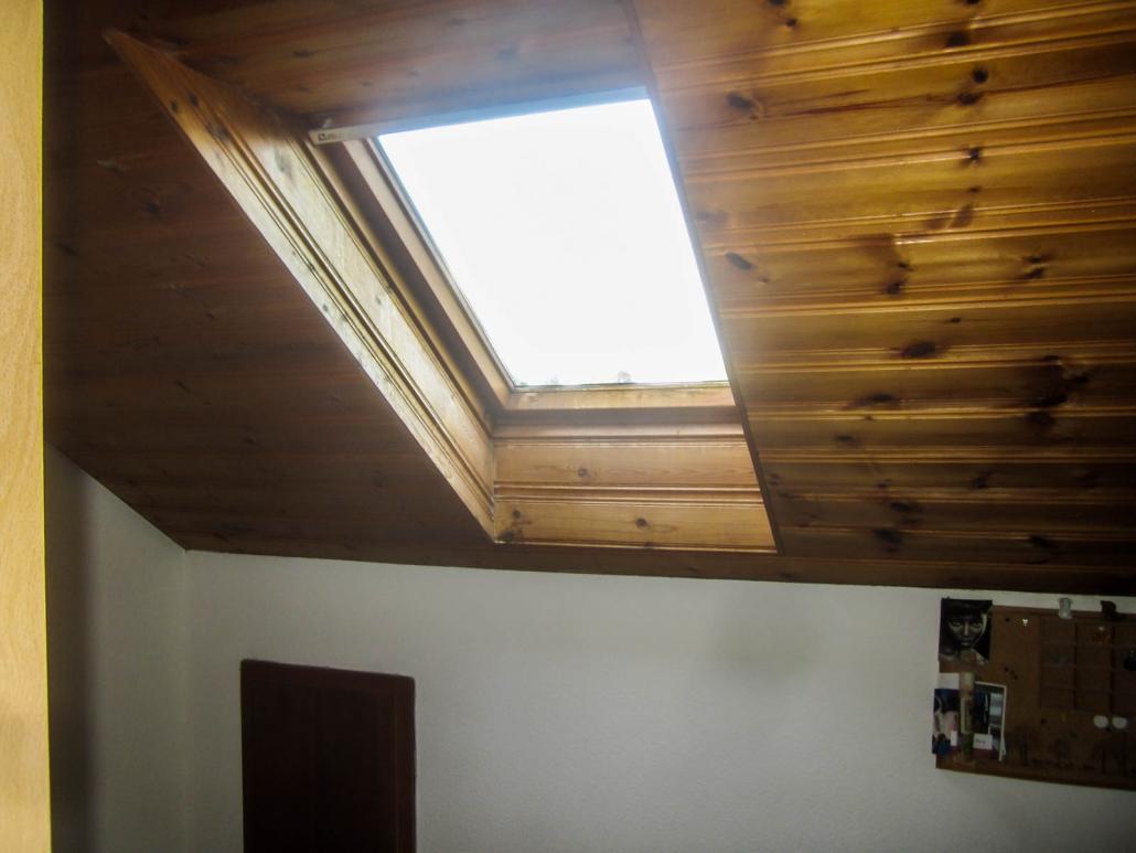Dachfenster-Sanierung in Zimmern