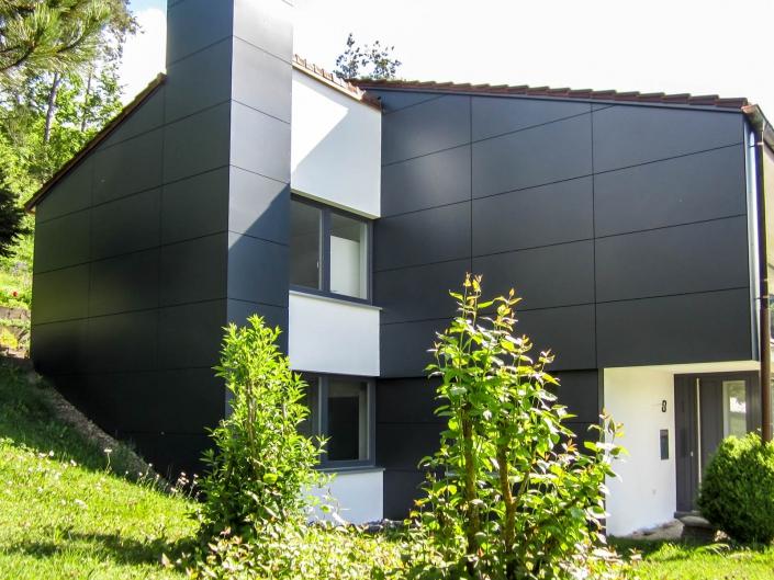 Fassaden-Sanierung in Altoberndorf