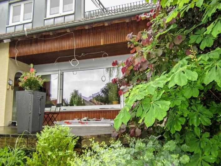 Fassaden-Sanierung in Dunningen