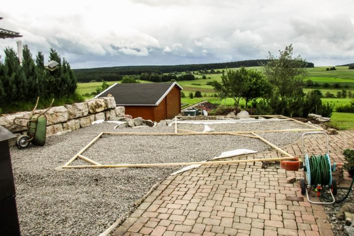 Terrassen und Überdachungen in Dunningen