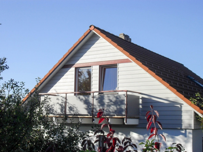 Balkon in Dunningen