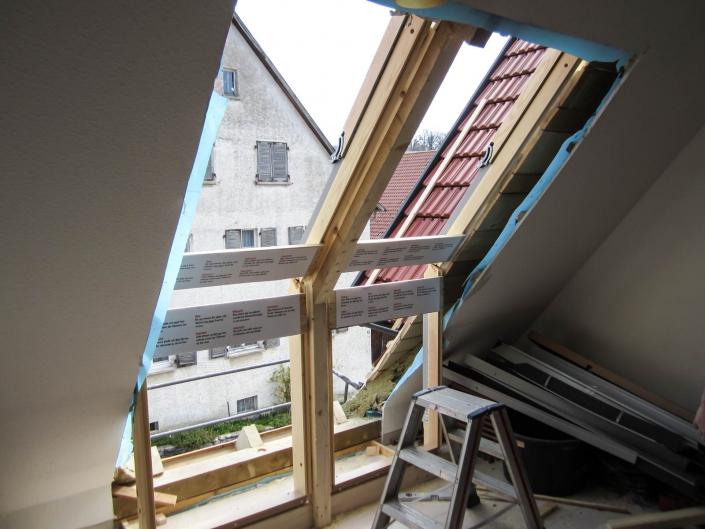 Velux Dachbalkon in Dunningen