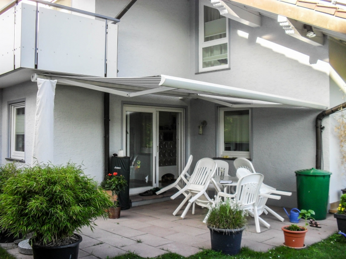 Terrassenüberdachung in Hausen